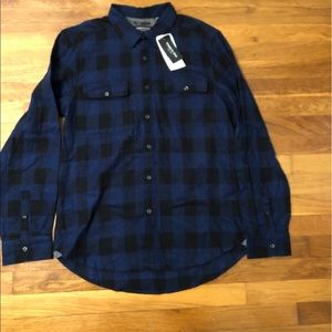 Kenneth Cole Plaid Shirt